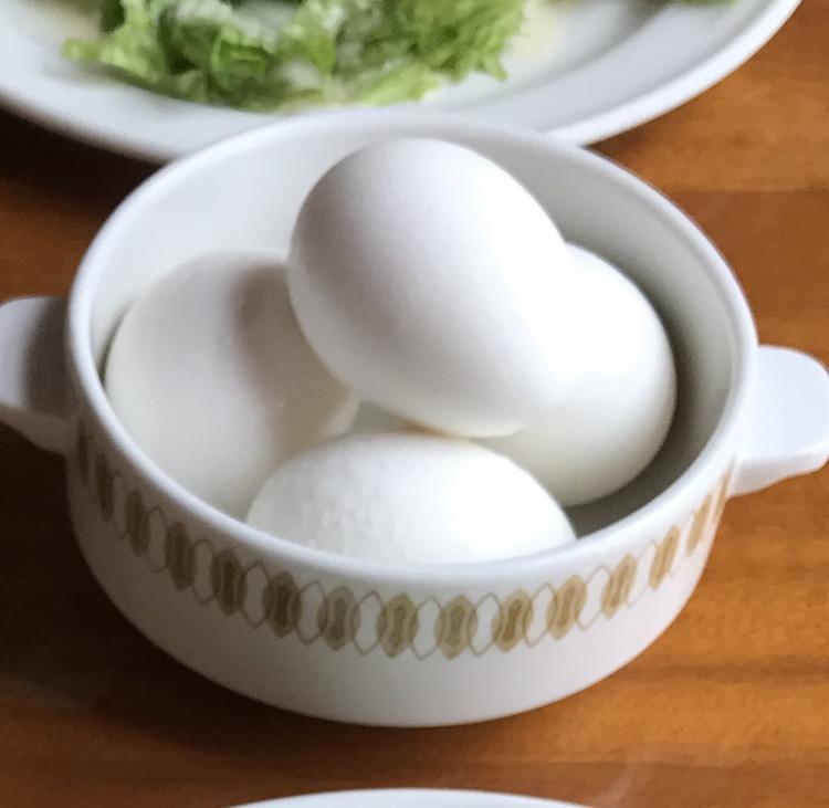 フェルヴェール本店ゆで卵