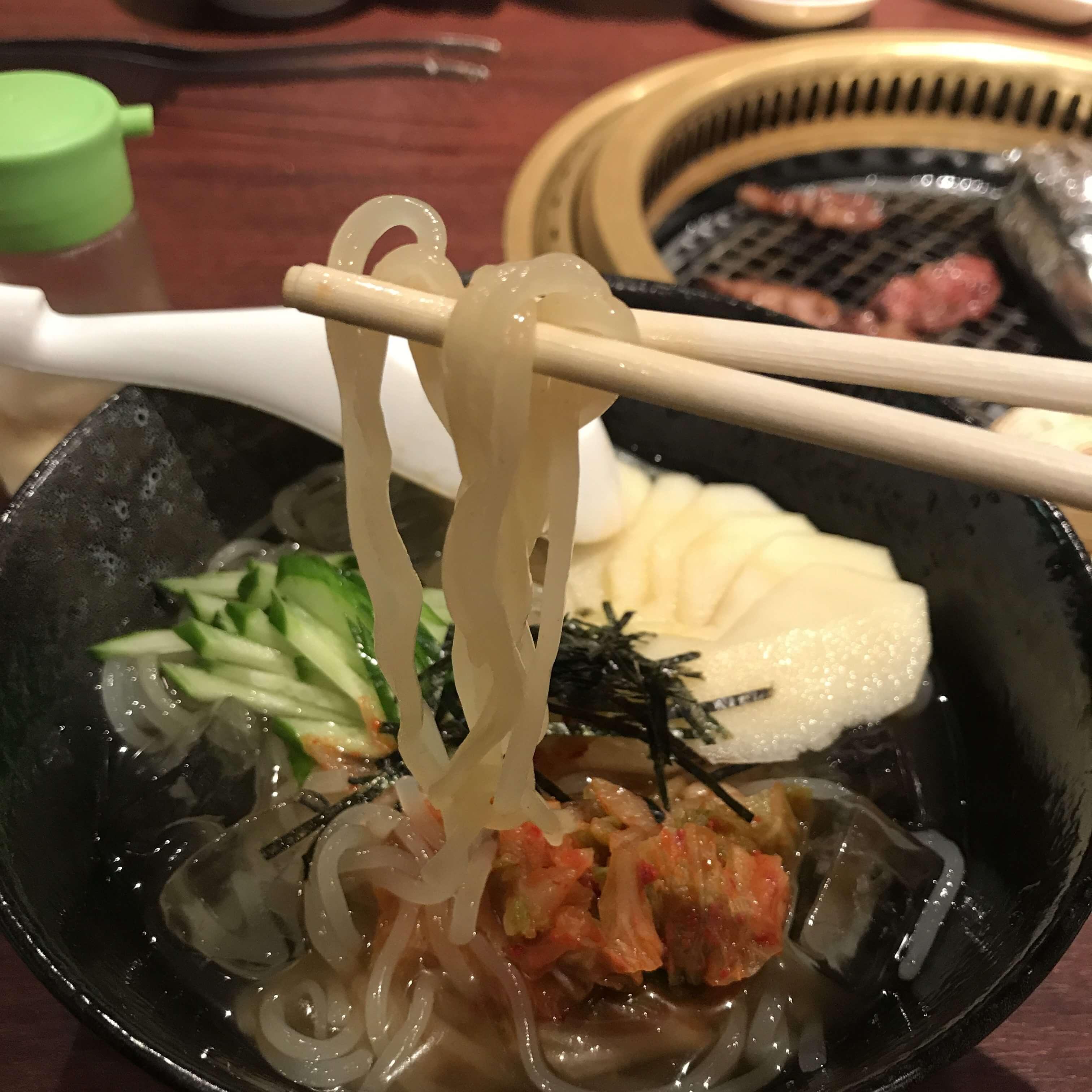 テムジン冷麺2