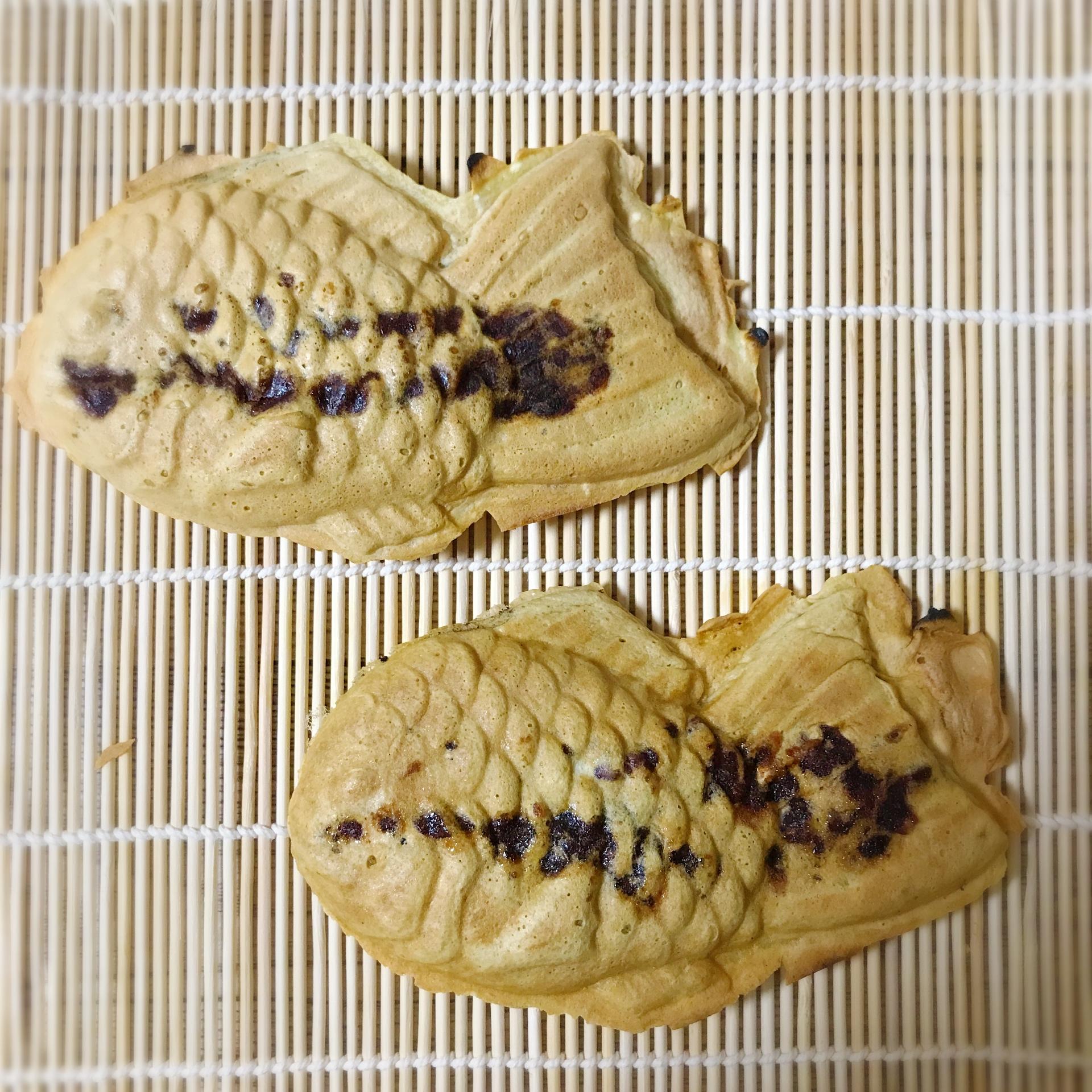藤乃屋鯛焼き1