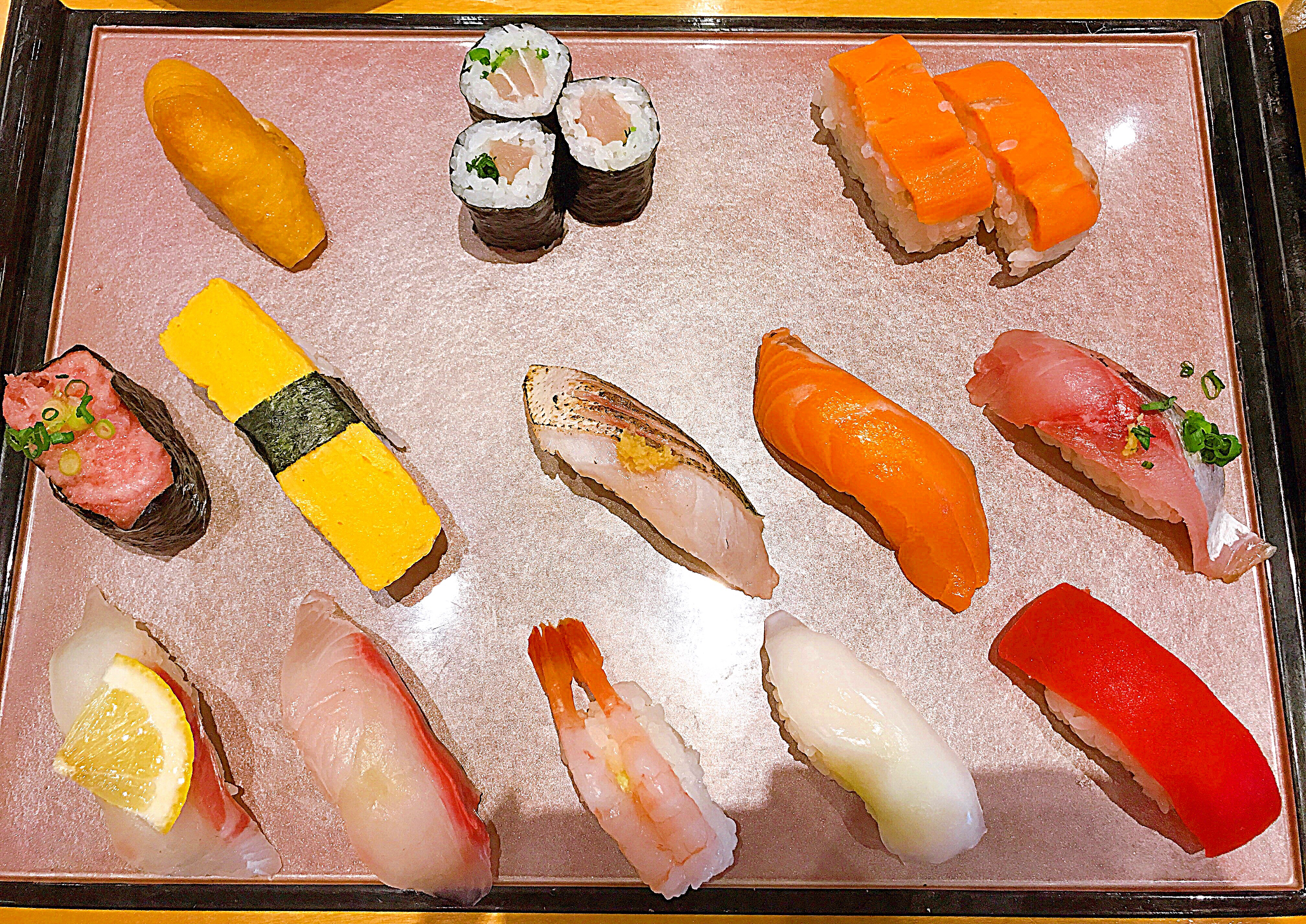 粋鮨満腹ランチ