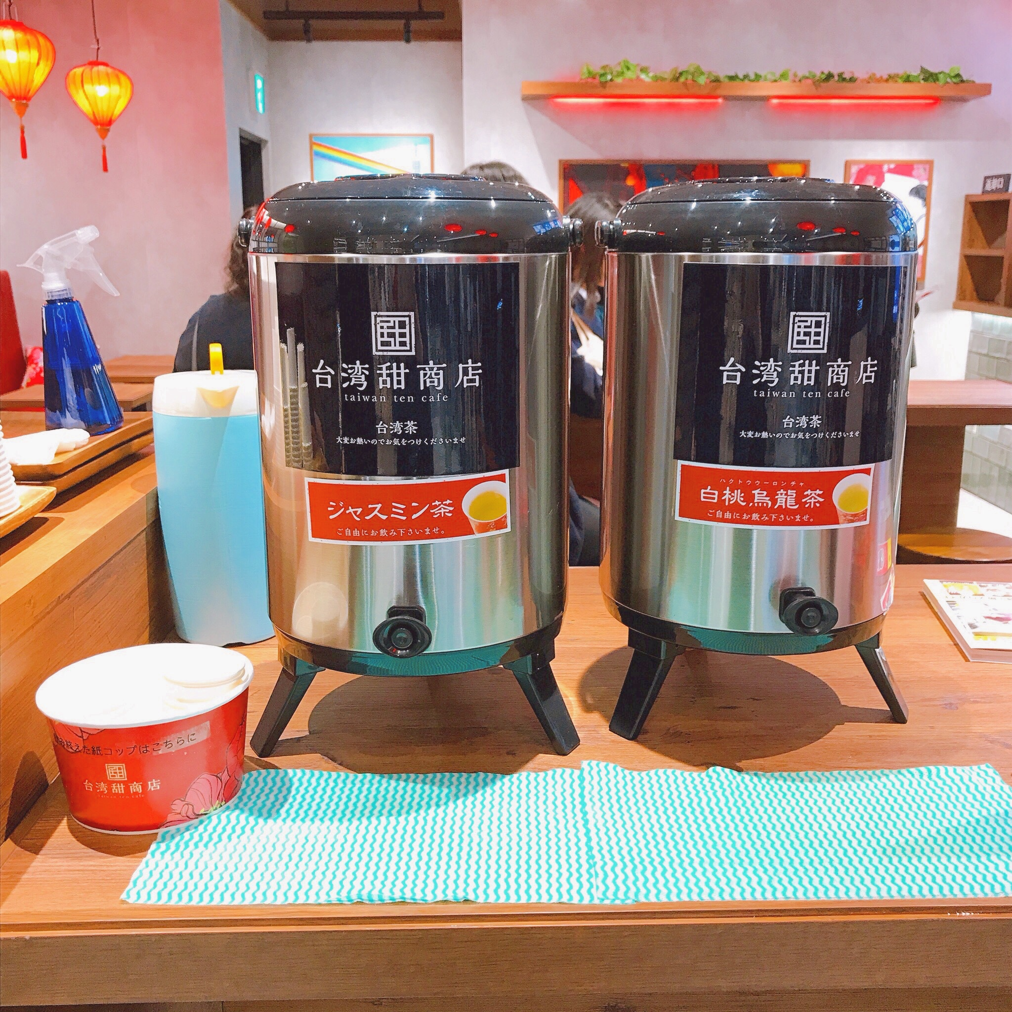 台湾甜商店店内4