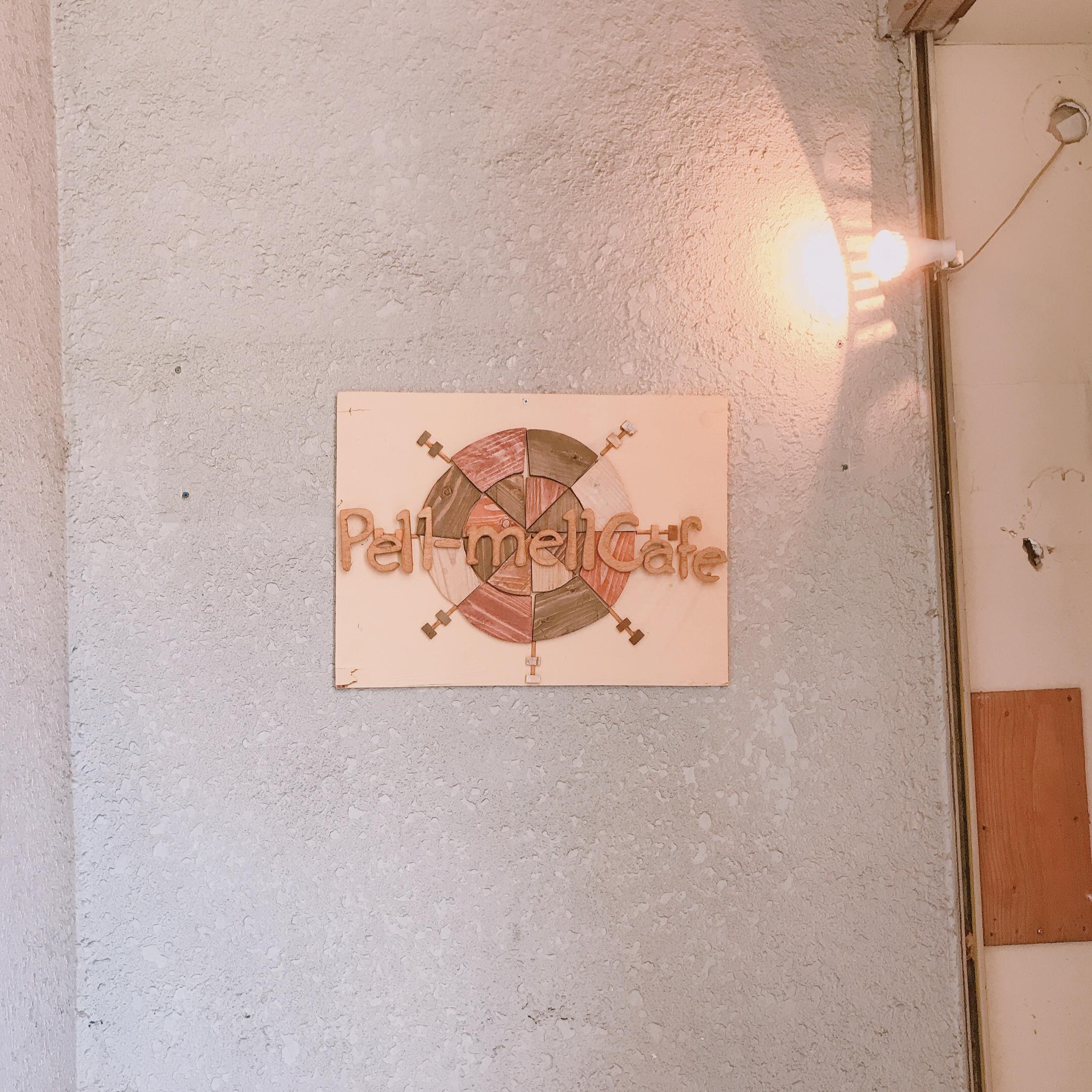ペルメールカフェ外観